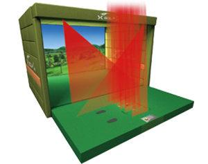 アスゴル(ASGL)阿波座スポーツゴルフ倶楽部のゴルフシュミレーション