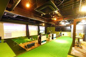 最新インドアゴルフ ASGL(アスゴル)阿波座スポーツゴルフ倶楽部