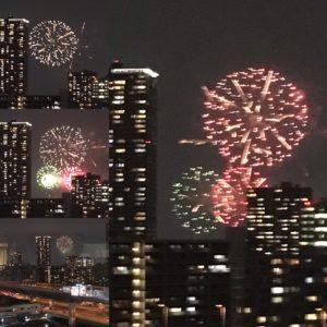 2017淀川花火大会の様子